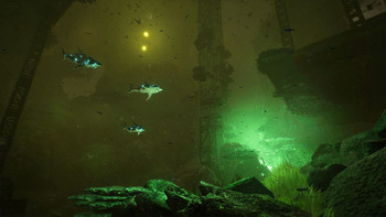 Screenshot2 - Aquanox Deep Descent