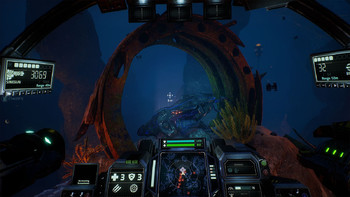 Screenshot4 - Aquanox Deep Descent