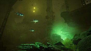 Screenshot2 - Aquanox Deep Descent