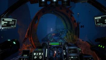 Screenshot4 - Aquanox Deep Descent