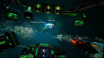 Screenshot7 - Aquanox Deep Descent