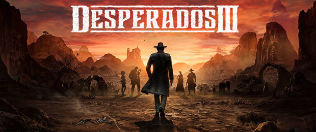 Desperados 3 takes aim with a new launch trailer!