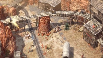 Screenshot3 - Desperados III