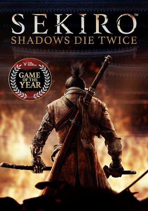Sekiro™: Shadows Die Twice - Cover
