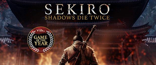 Sekiro: Shadows Die Twice - Un mise à jour gratuite pour le 29 octobre