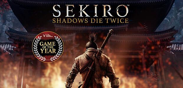 Sekiro: Shadows Die Twice - GOTY Edition - Cover / Packshot