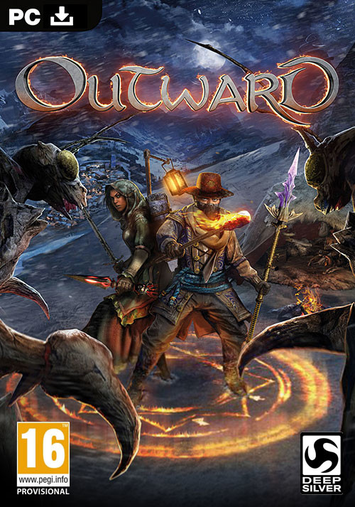 Outward - Cover