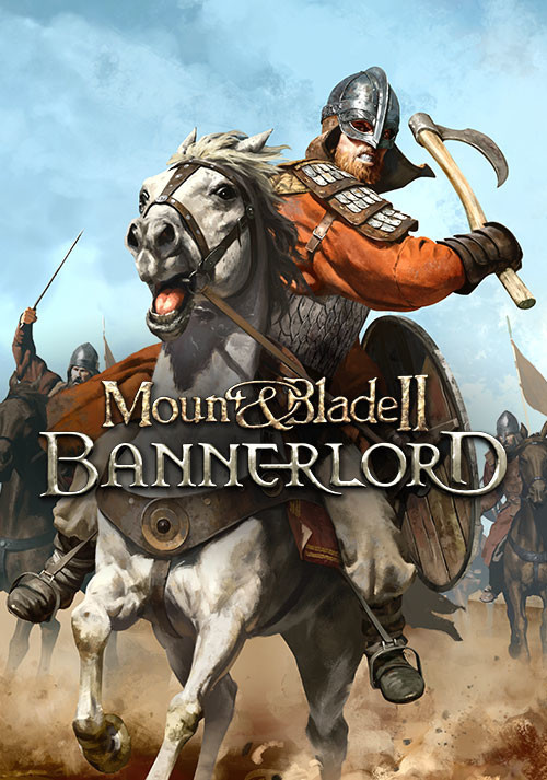 Mount & Blade II: Bannerlord - Cover