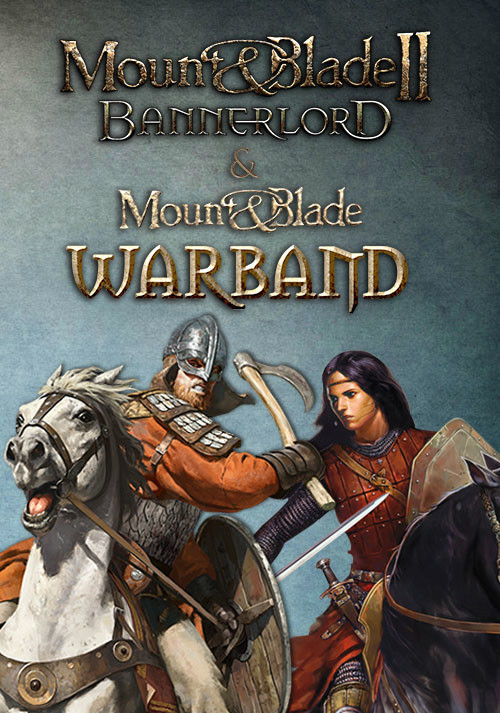 The Warlord package - Cover / Packshot