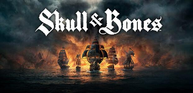 Skull & Bones - Cover / Packshot