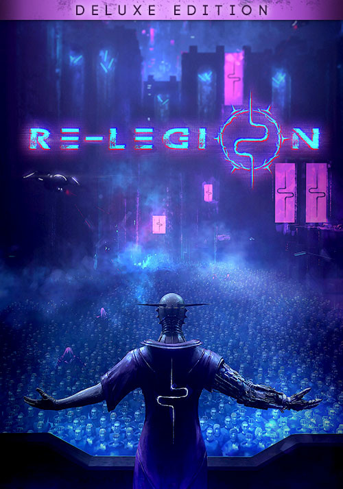 Re-Legion Deluxe Edition - Cover