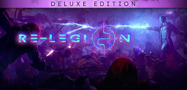 Re-Legion Deluxe Edition