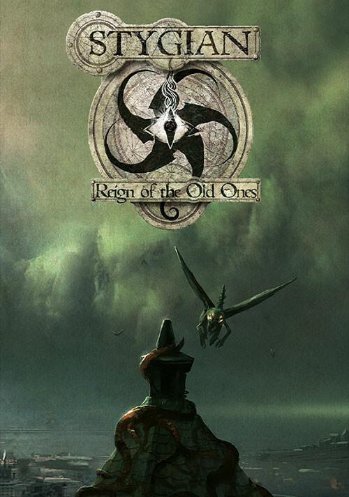 Stygian: Reign of the Old Ones - Cover / Packshot