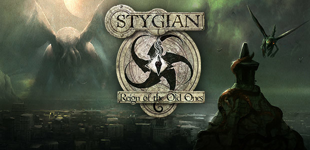 Stygian: Reign of the Old Ones - Cover / Packshot