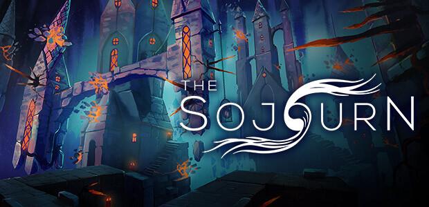 The Sojourn - Cover / Packshot