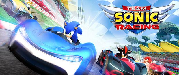 Team Sonic Racing entre en piste avec un trailer de lancement !