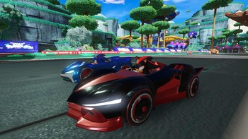 Screenshot1 - Team Sonic Racing
