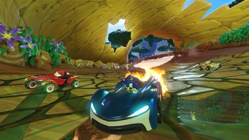 Screenshot2 - Team Sonic Racing