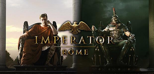 Imperator: Rome - Cover / Packshot