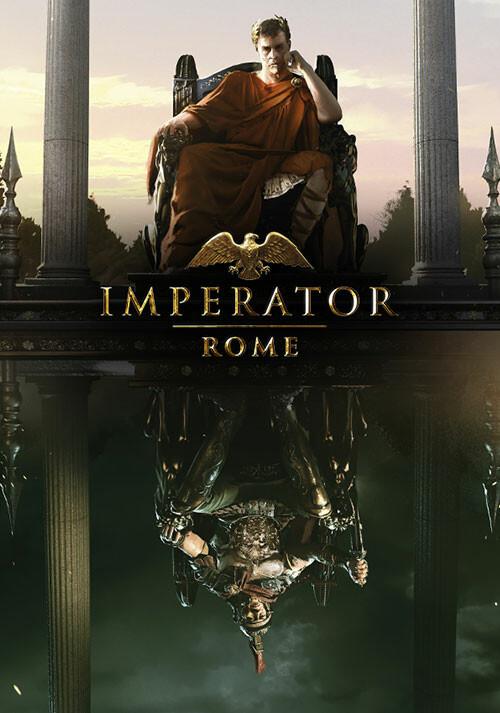 Imperator: Rome - Cover
