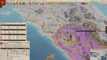 Screenshot1 - Imperator: Rome - Deluxe Edition