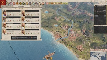 Screenshot8 - Imperator: Rome - Deluxe Upgrade Pack