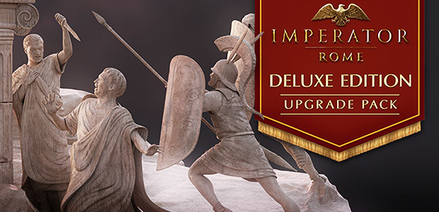 Imperator: Rome - Deluxe Upgrade Pack - Cover / Packshot