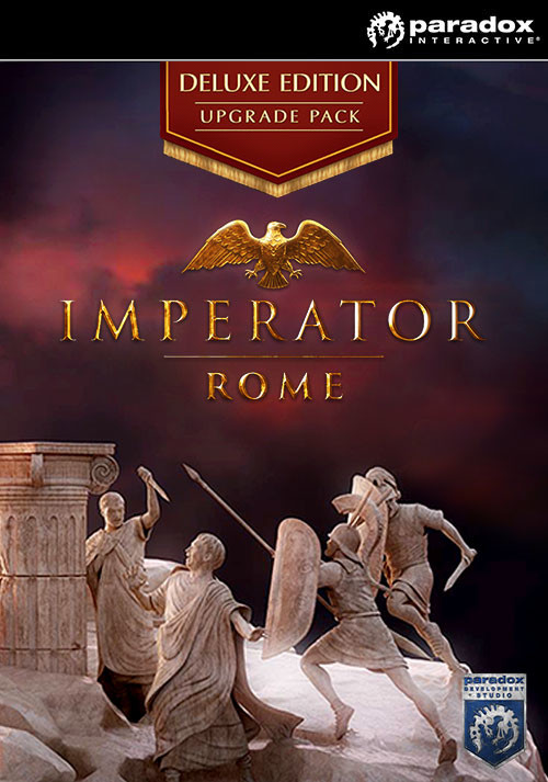 Imperator: Rome - Deluxe Upgrade Pack - Cover