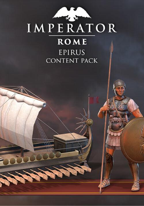 Imperator: Rome - Epirus Content Pack - Cover / Packshot