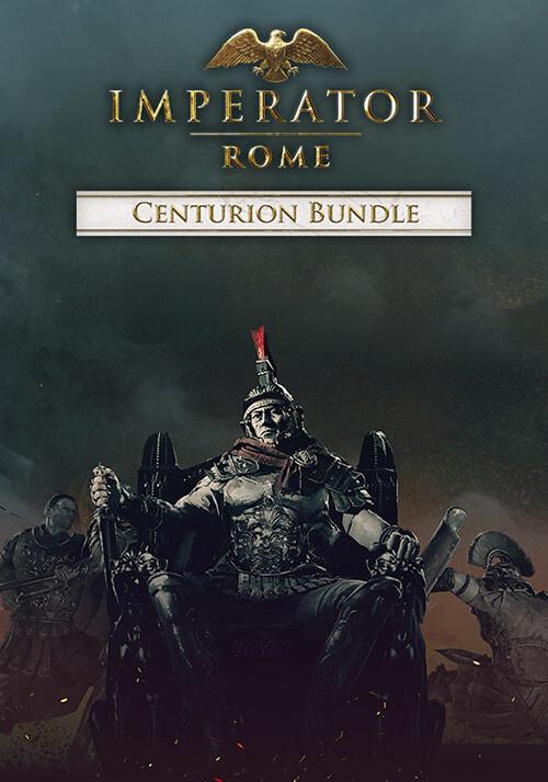 Imperator: Rome Centurion Bundle - Cover / Packshot