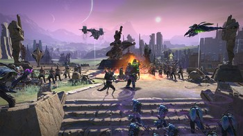 Screenshot3 - Age of Wonders: Planetfall - Deluxe Edition