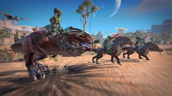 Screenshot1 - Age of Wonders: Planetfall - Deluxe Edition