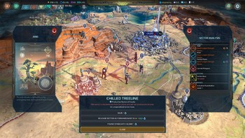Screenshot5 - Age of Wonders: Planetfall - Deluxe Edition