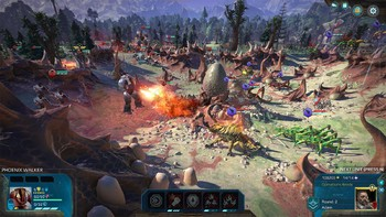 Screenshot7 - Age of Wonders: Planetfall - Deluxe Edition