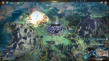 Screenshot8 - Age of Wonders: Planetfall - Deluxe Edition