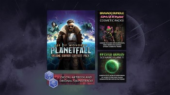 Screenshot1 - Age of Wonders: Planetfall Deluxe Edition Content