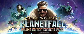 Age of Wonders: Planetfall Deluxe Edition Content