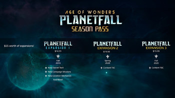 Screenshot1 - Age of Wonders: Planetfall Season Pass