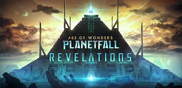 Age of Wonders: Planetfall - Revelations - Cover / Packshot