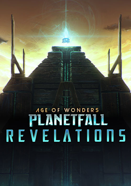 Age of Wonders: Planetfall - Revelations - Cover / Packshot