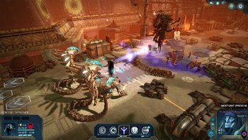 Screenshot8 - Age of Wonders: Planetfall - Revelations