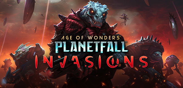 Age of Wonders: Planetfall - Invasions - Cover / Packshot