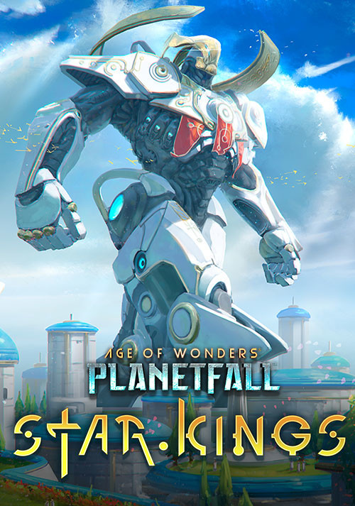 Age of Wonders: Planetfall - Star Kings - Cover / Packshot