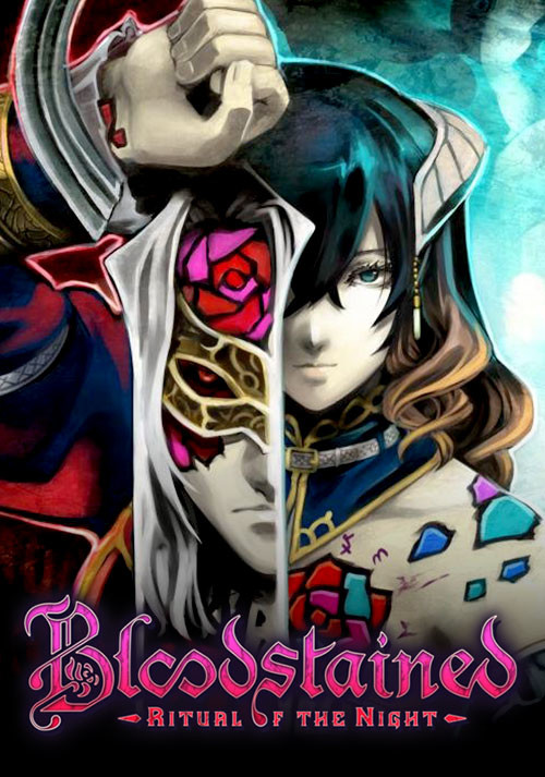 Bloodstained: Ritual of the Night - Cover / Packshot