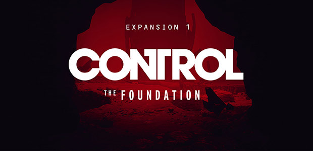 Control - The Foundation: Extension 1 - Cover / Packshot