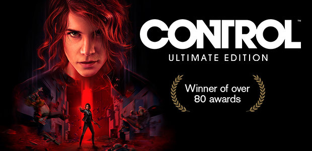 Control Ultimate Edition - Cover / Packshot