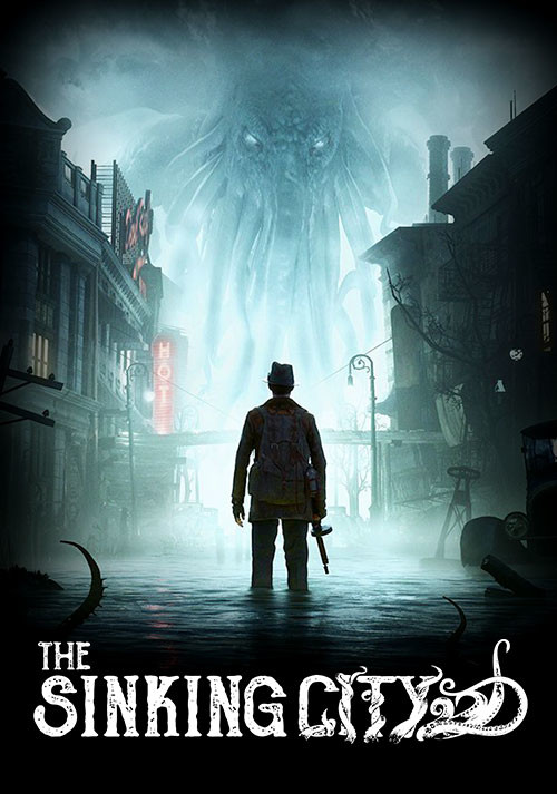 The Sinking City - Cover / Packshot