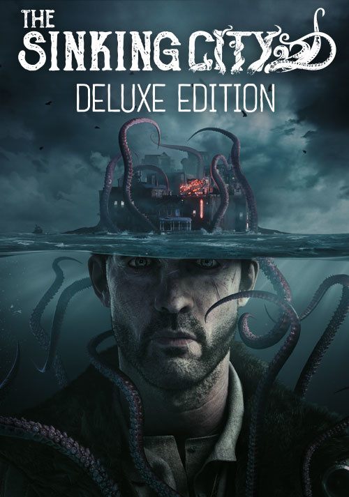 The Sinking City – Necronomicon Edition - Cover / Packshot