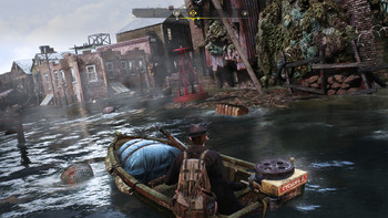Screenshot2 - The Sinking City – Necronomicon Edition