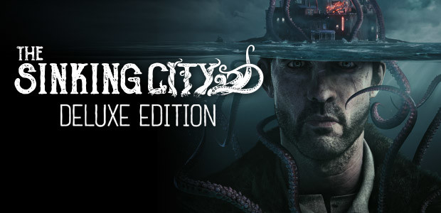 The Sinking City - Deluxe Edition - Cover / Packshot
